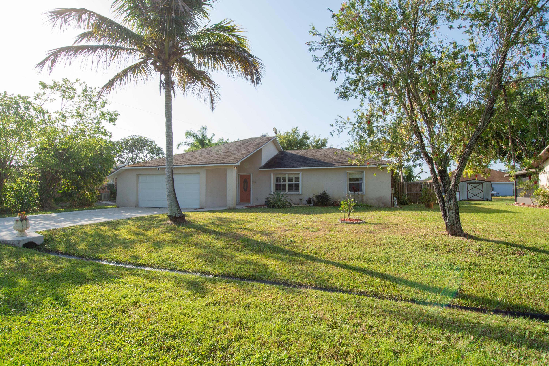434 Lucero Drive, Port Saint Lucie, Florida 34983, 3 Bedrooms Bedrooms, ,2 BathroomsBathrooms,A,Single family,Lucero,RX-10607684