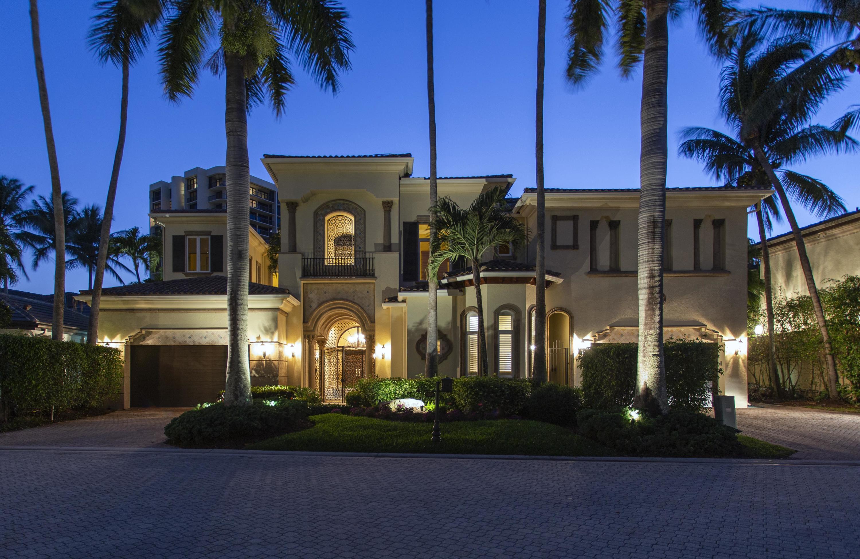 Home for sale in Boca Highlands Highland Beach Florida