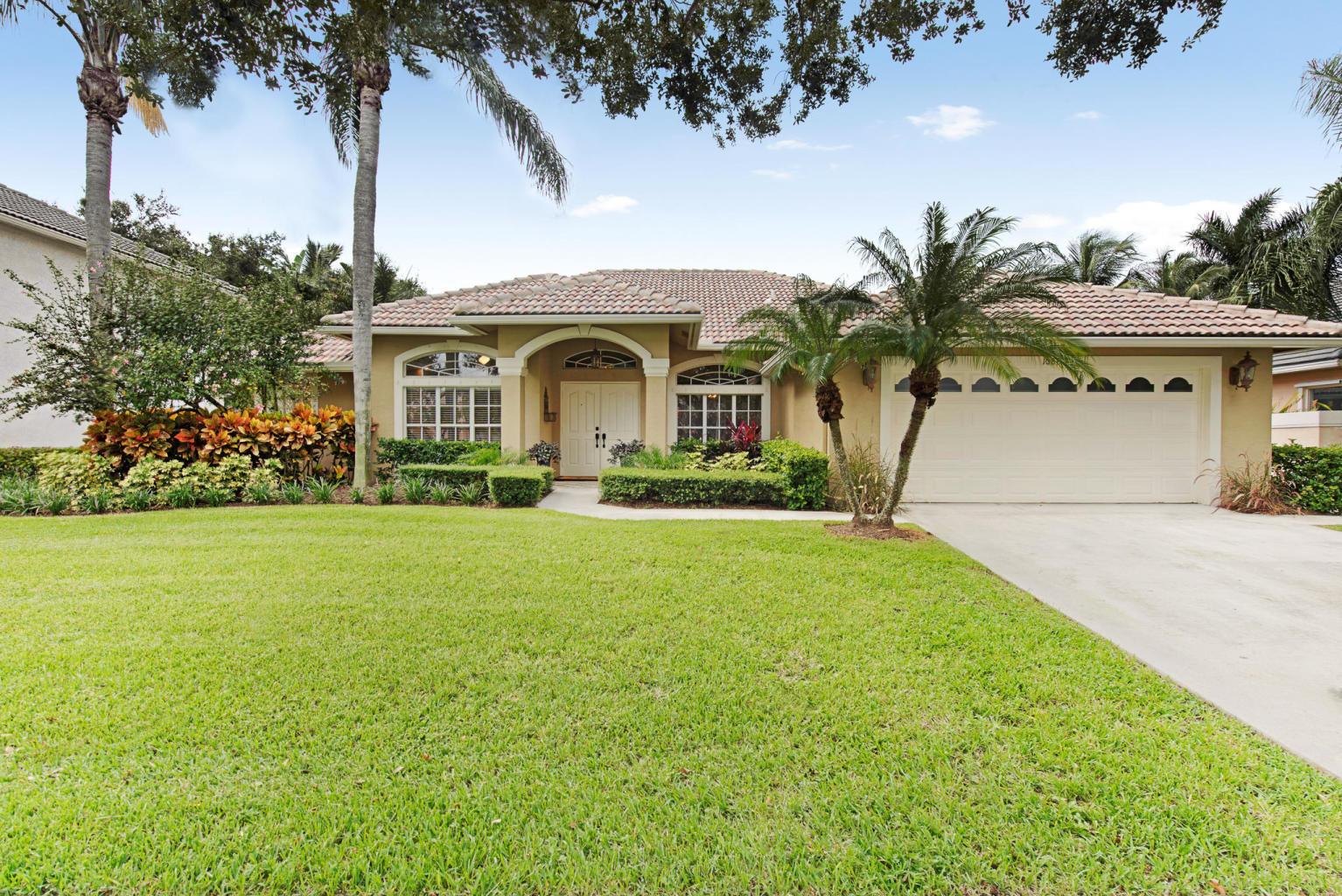 Home for sale in Egret Landing Jupiter Florida