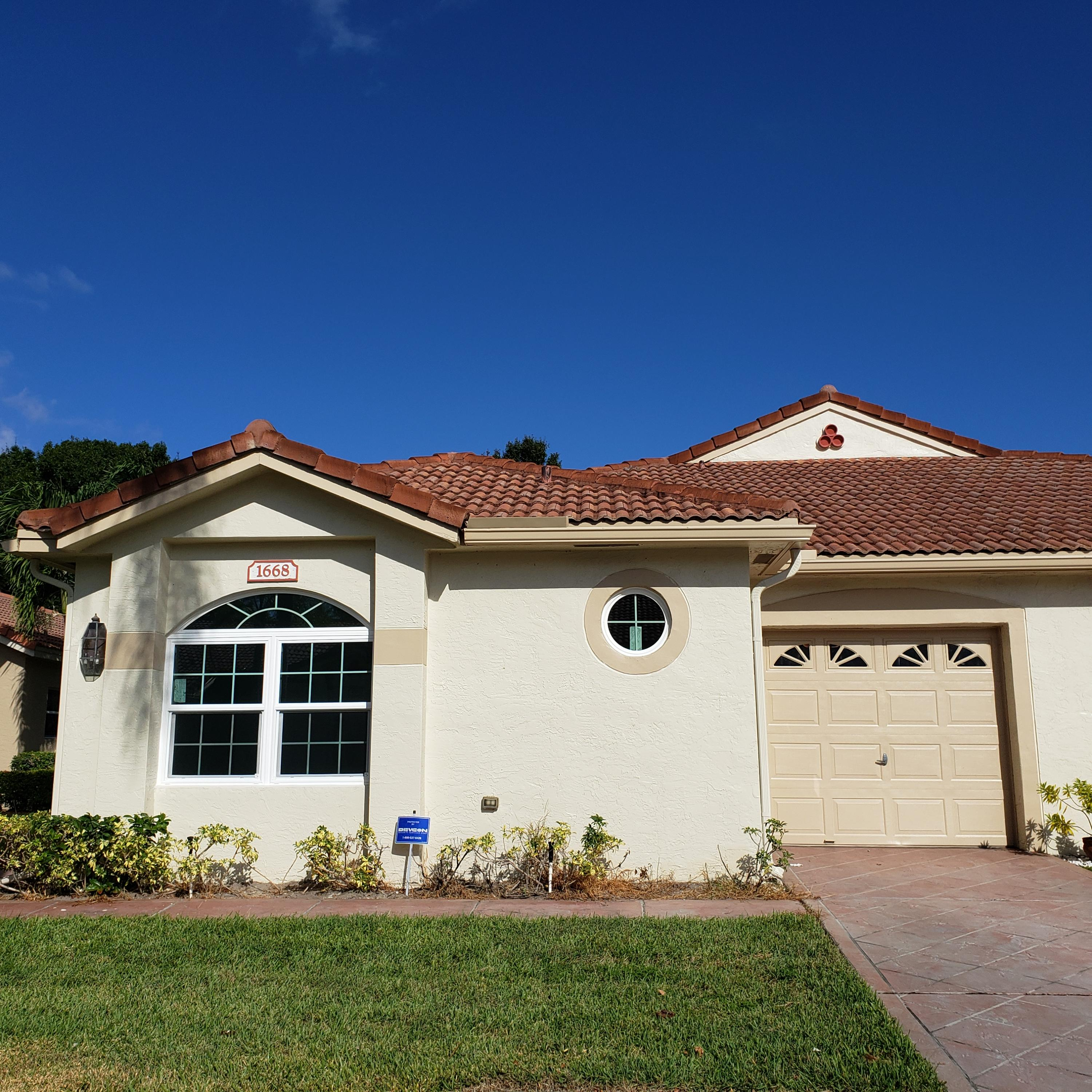 Home for sale in Quail Run Boynton Beach Florida