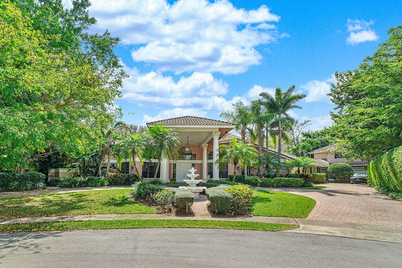 Home for sale in Les Jardins Boca Raton Florida