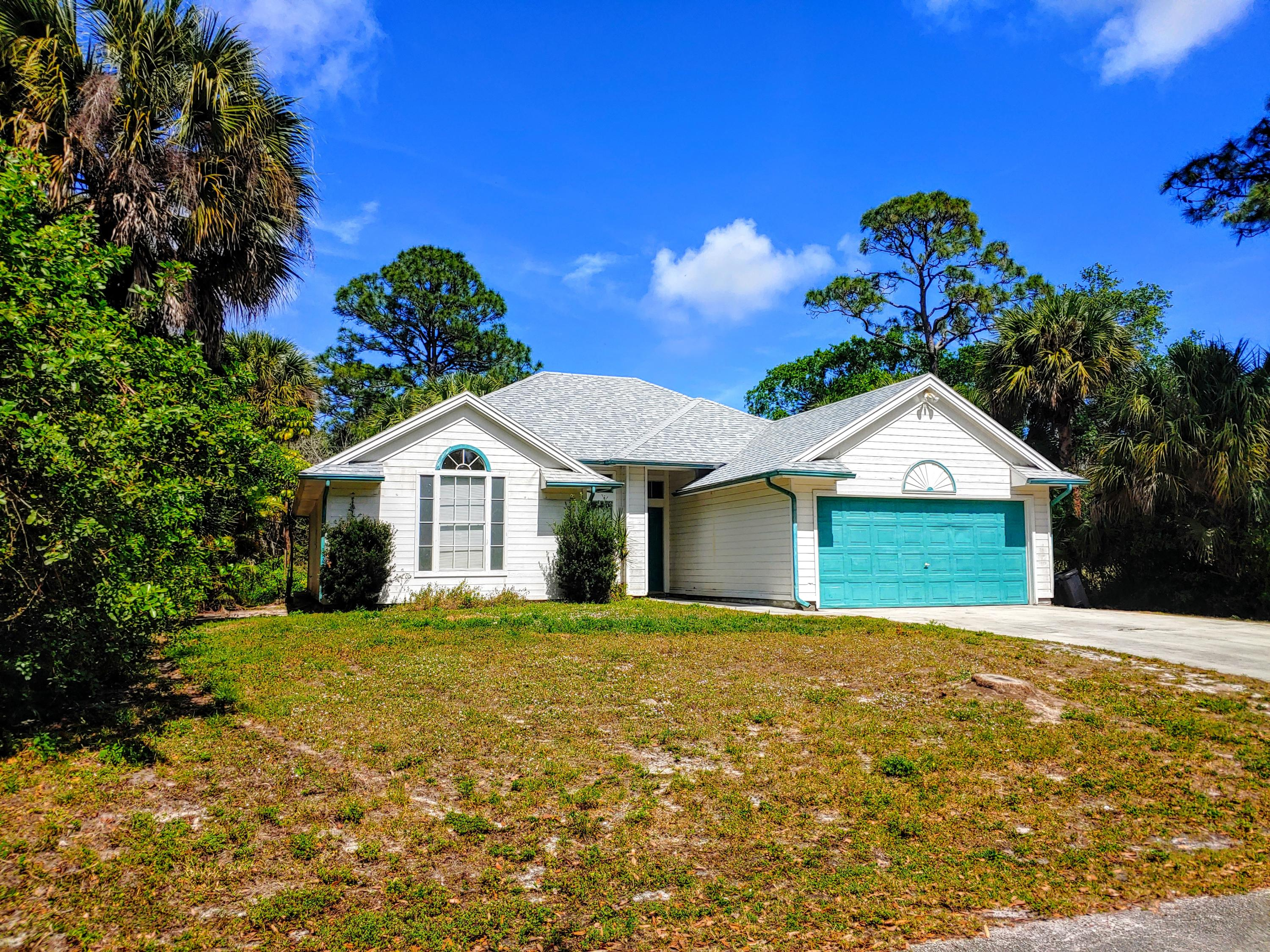 Home for sale in LAKEWOOD PARK UNIT 5 Fort Pierce Florida