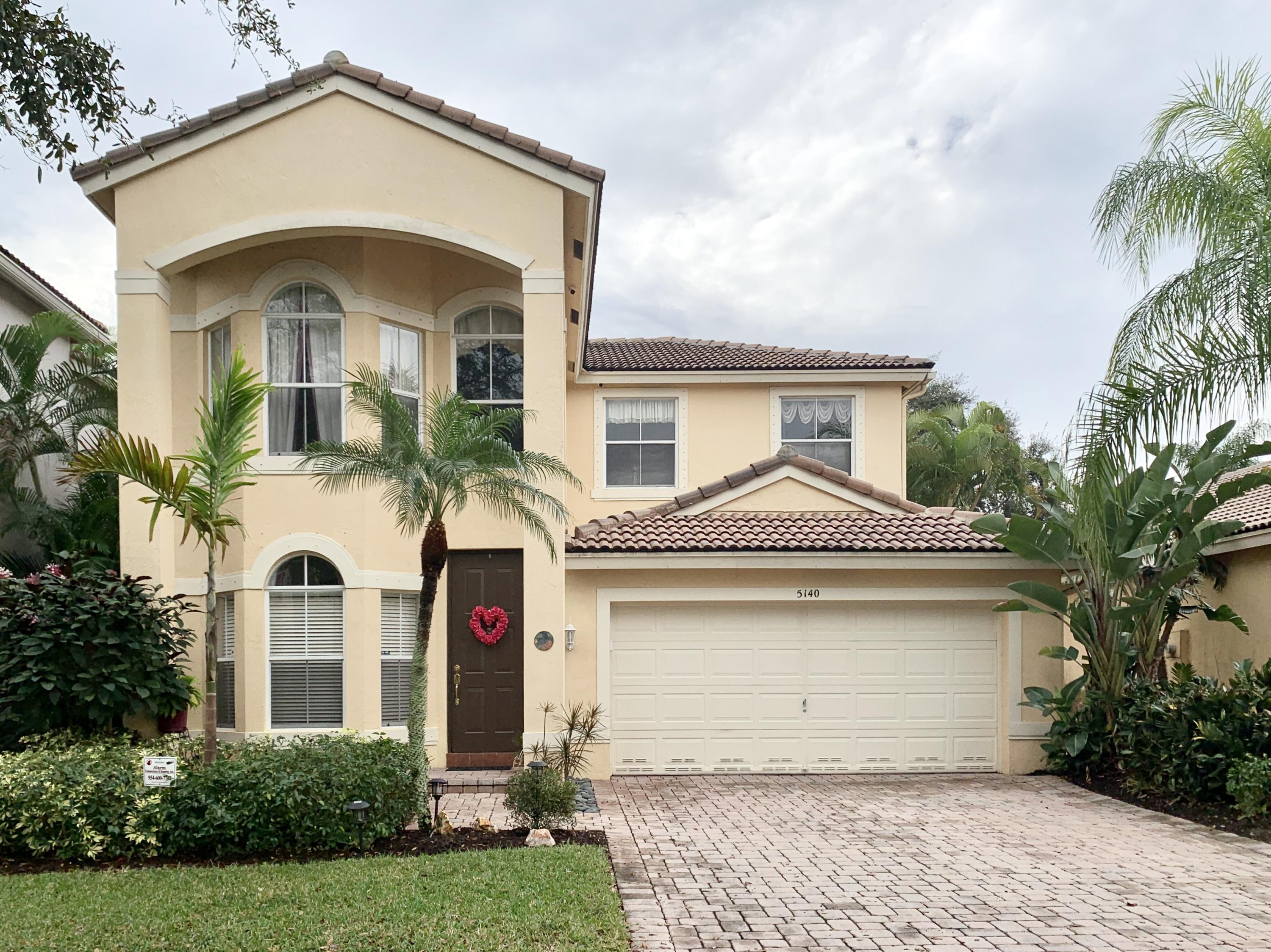 5140 Sancerre Circle Lake Worth, FL 33463