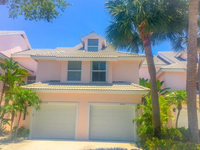 2707 Fairway Drive, Jupiter, Florida 33477, 2 Bedrooms Bedrooms, ,2.1 BathroomsBathrooms,F,Condominium,Fairway,RX-10609604