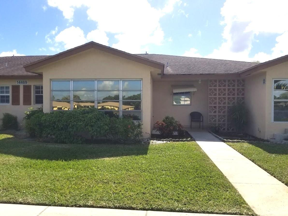 Home for sale in HIGH POINT OF DELRAY WEST CONDO SEC 1&2 Delray Beach Florida