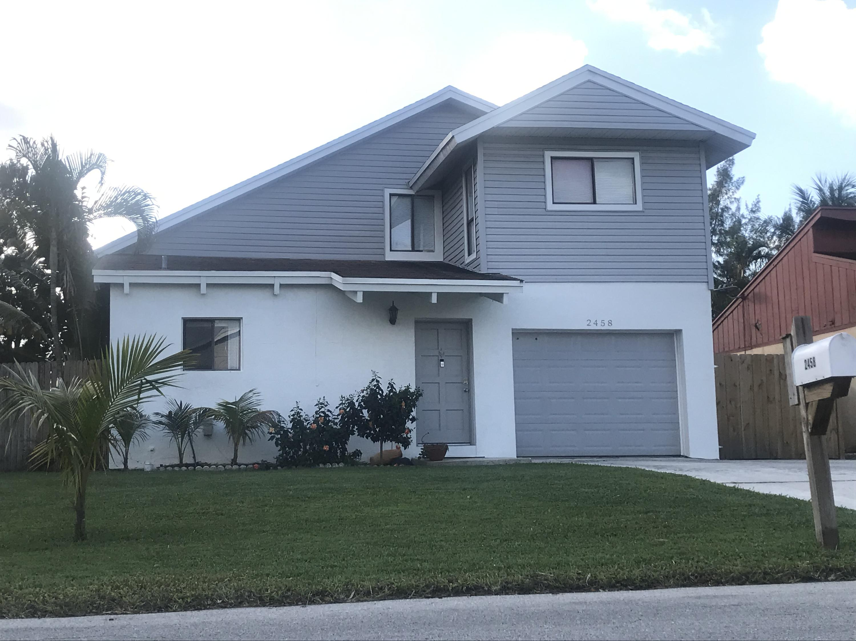 2458 Southridge Road  Delray Beach, FL 33444