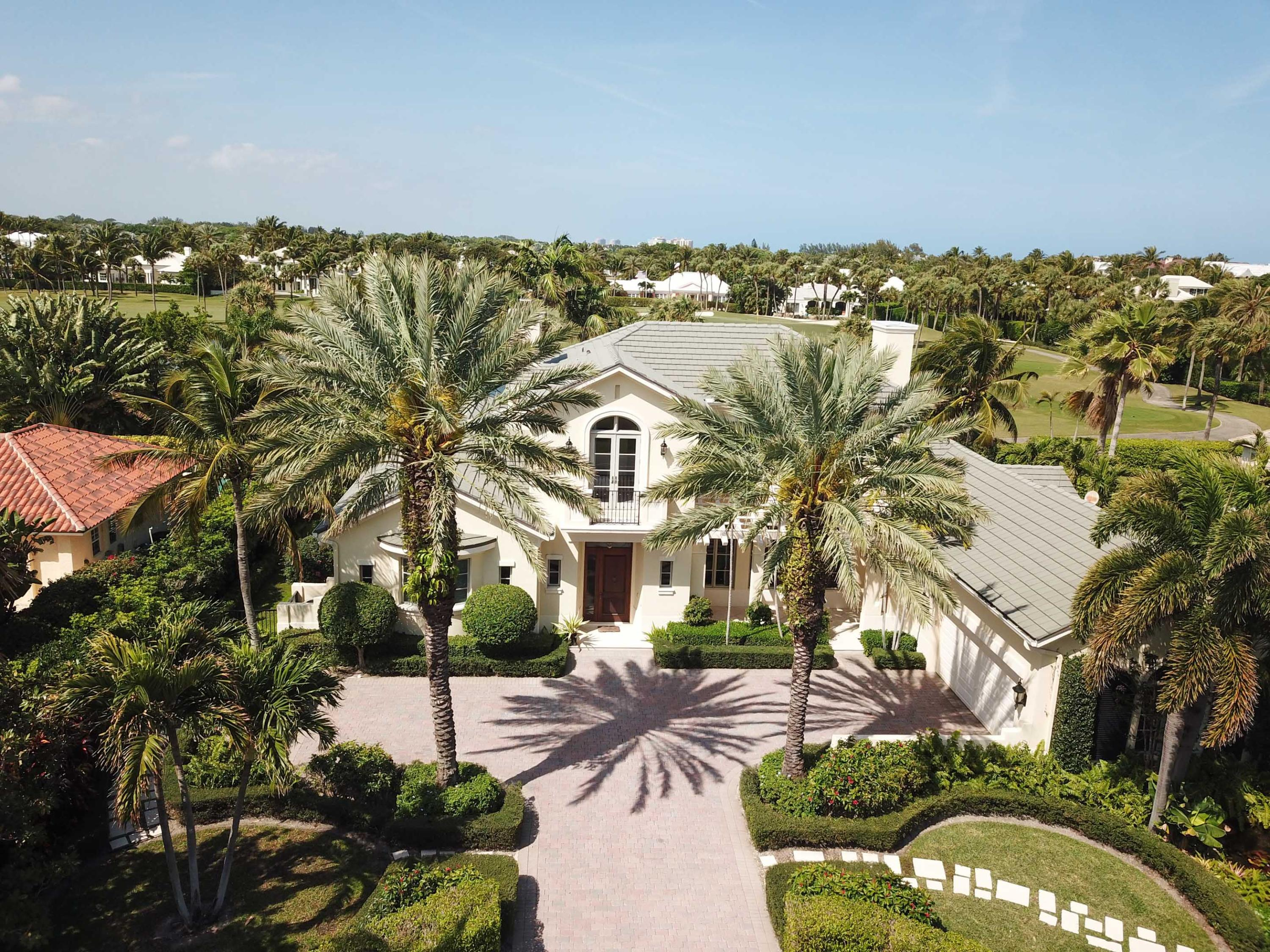 New Home for sale at 817 Lake House Drive in North Palm Beach