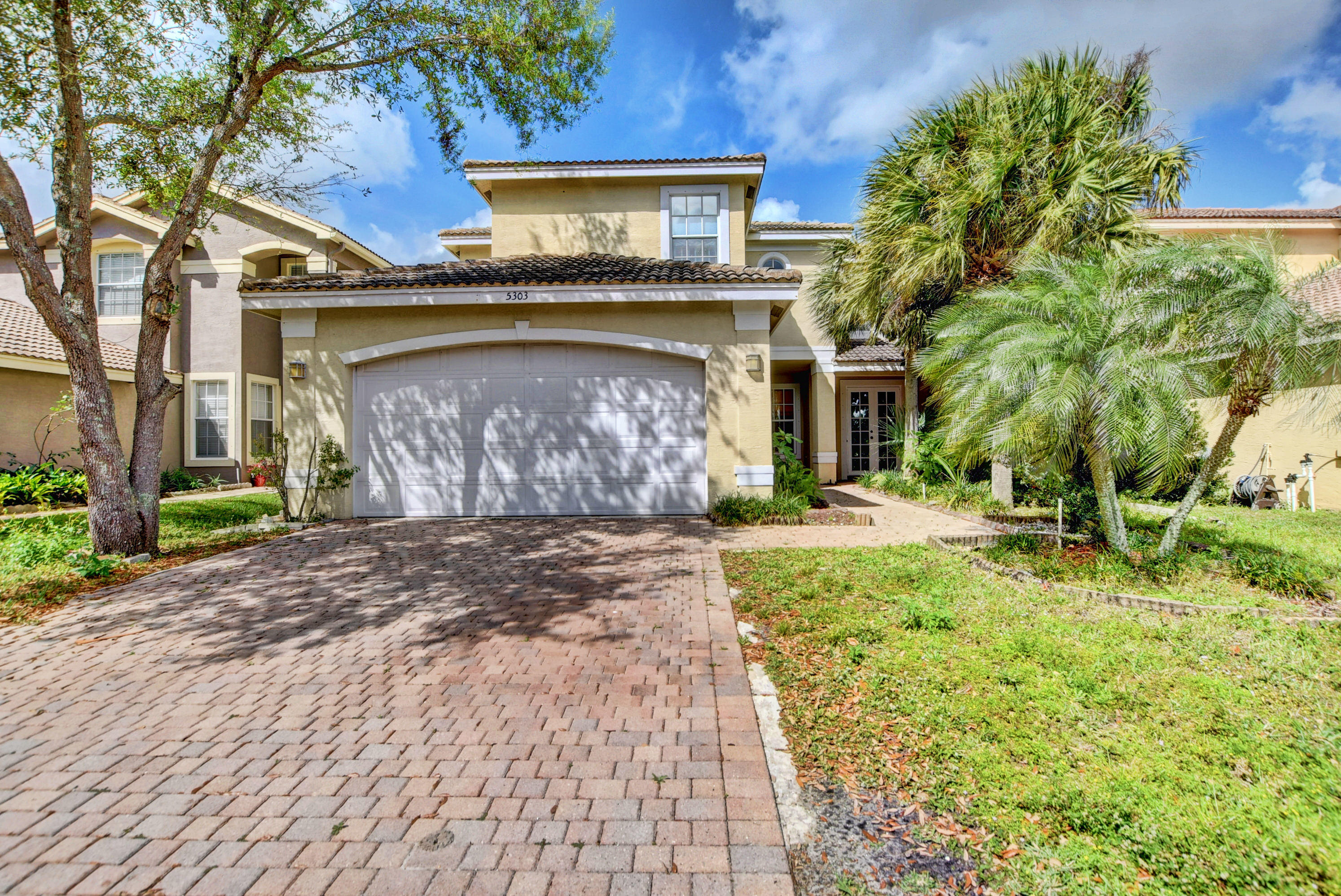 Home for sale in Nautical Isles West Greenacres Florida