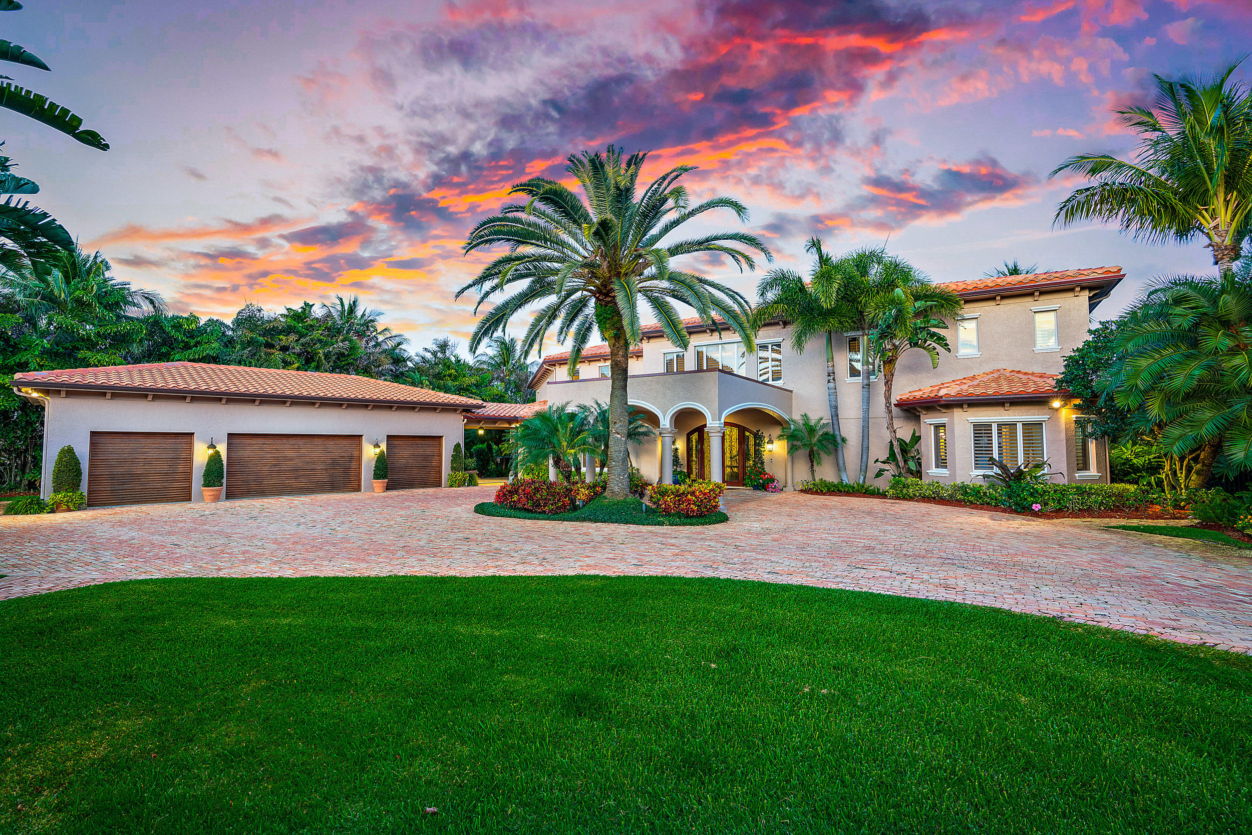 New Home for sale at 19000 Point Drive in Tequesta