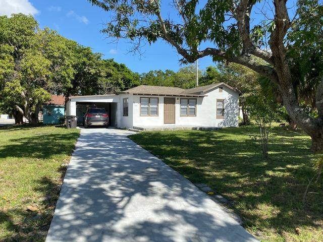 739 52nd Street, West Palm Beach, Florida 33407, 3 Bedrooms Bedrooms, ,2 BathroomsBathrooms,Rental,For Rent,52nd,RX-10610155