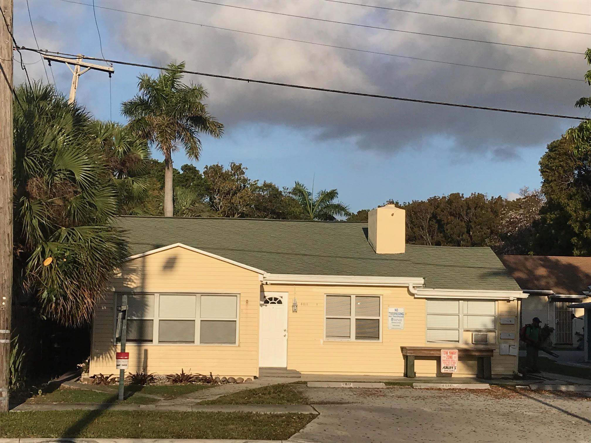 4811 N Flagler Drive F  West Palm Beach, FL 33407