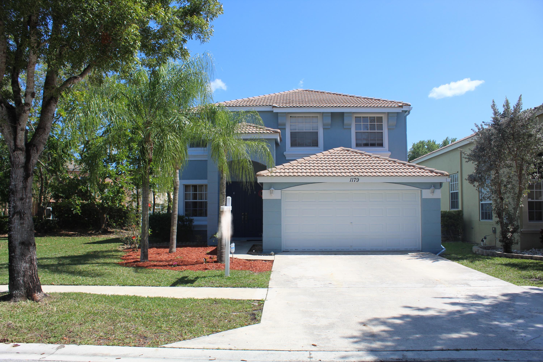 1179 Oakwater Drive Royal Palm Beach, FL 33411