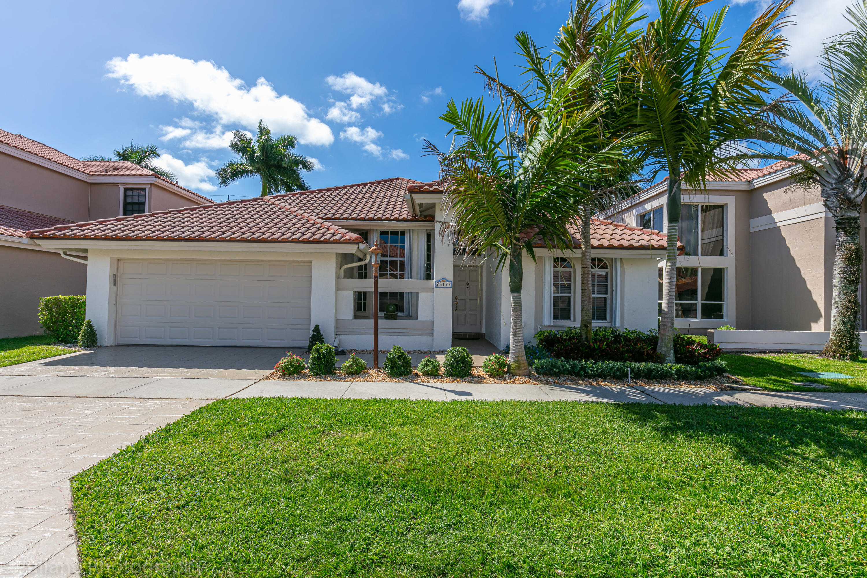 Home for sale in COLONY AT LERMITAGE Boca Raton Florida