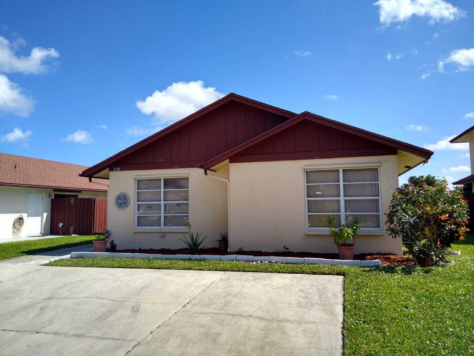 Home for sale in GARDEN HILLS UNIT THREE West Palm Beach Florida