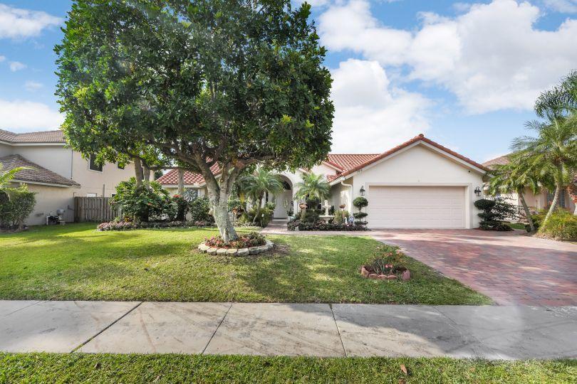 7816 Penwood Court Lake Worth, FL 33467