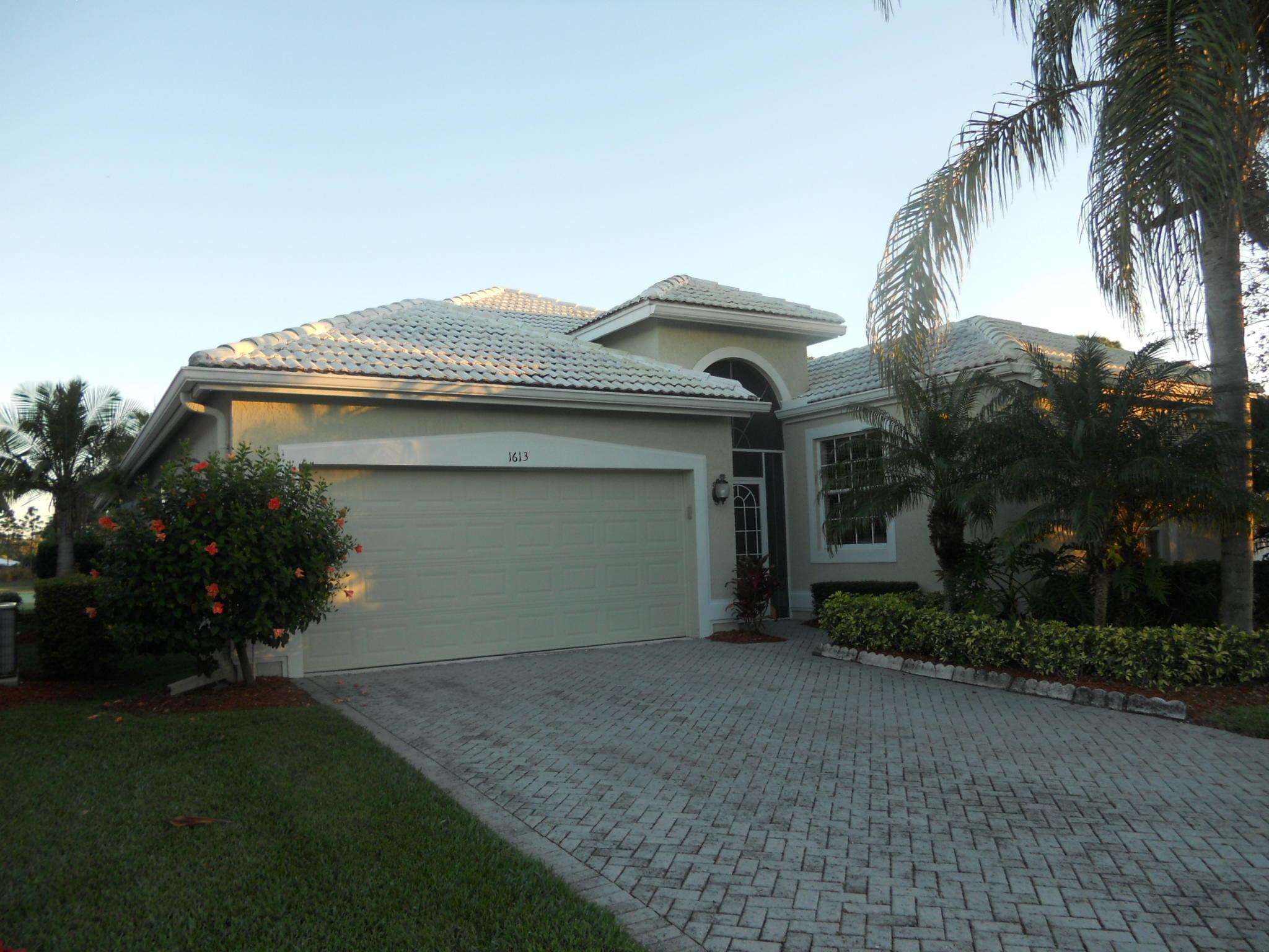 1613 Ballantrae Boulevard, Port Saint Lucie, Florida 34952, 3 Bedrooms Bedrooms, ,2 BathroomsBathrooms,A,Single family,Ballantrae,RX-10616992