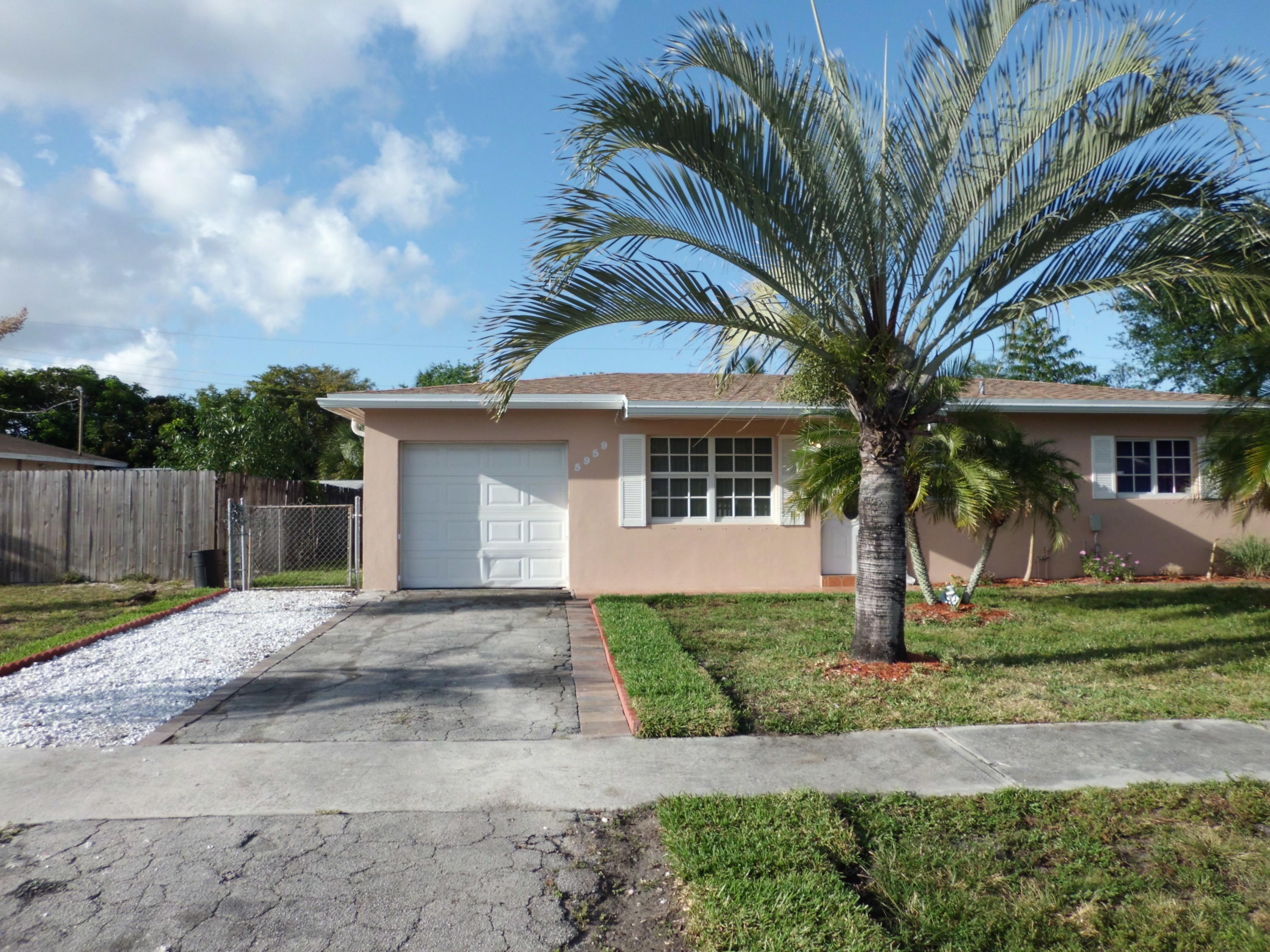 Home for sale in FOREST HILL VILLAGE 6 West Palm Beach Florida