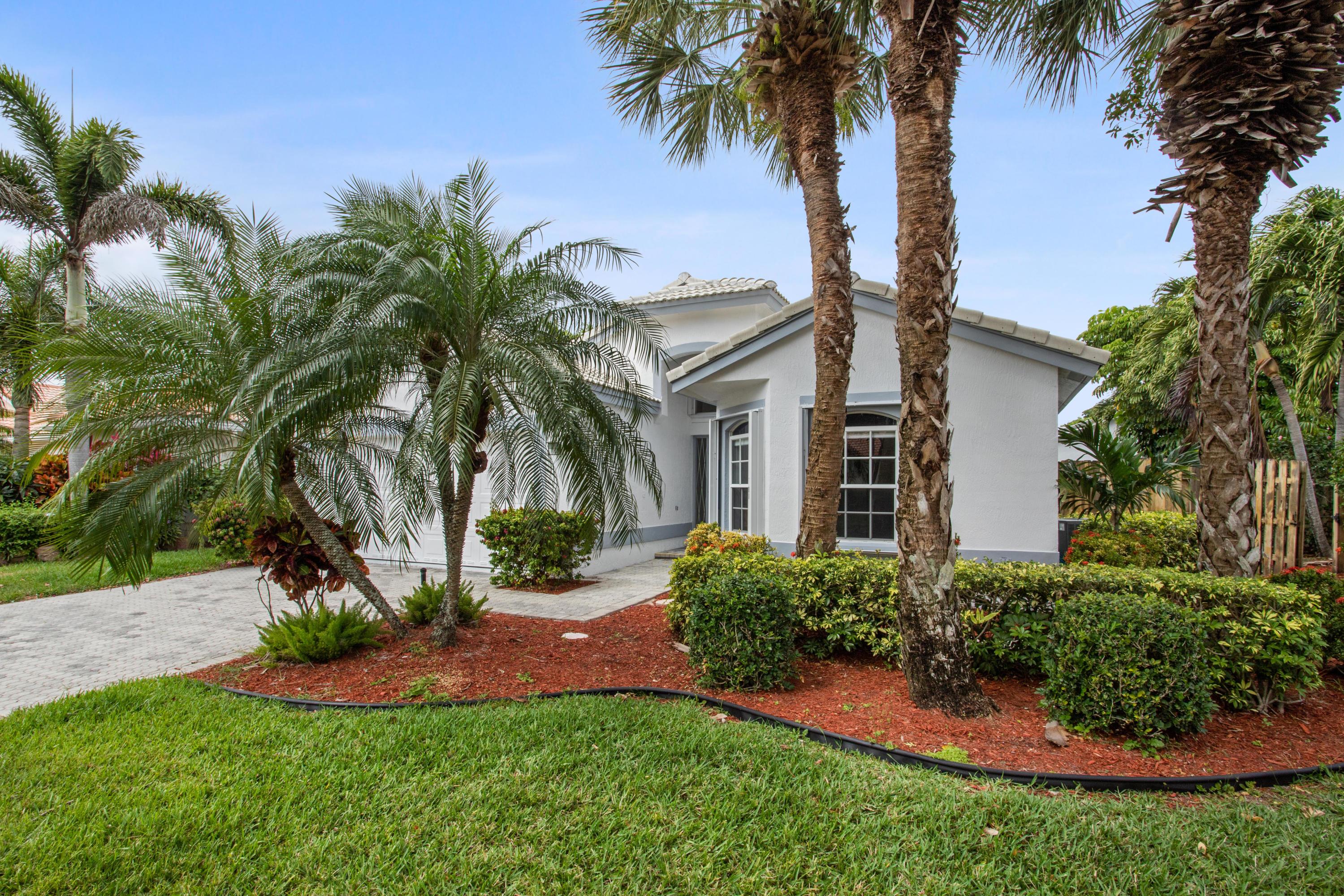 Home for sale in Sterling Bridge Boca Raton Florida