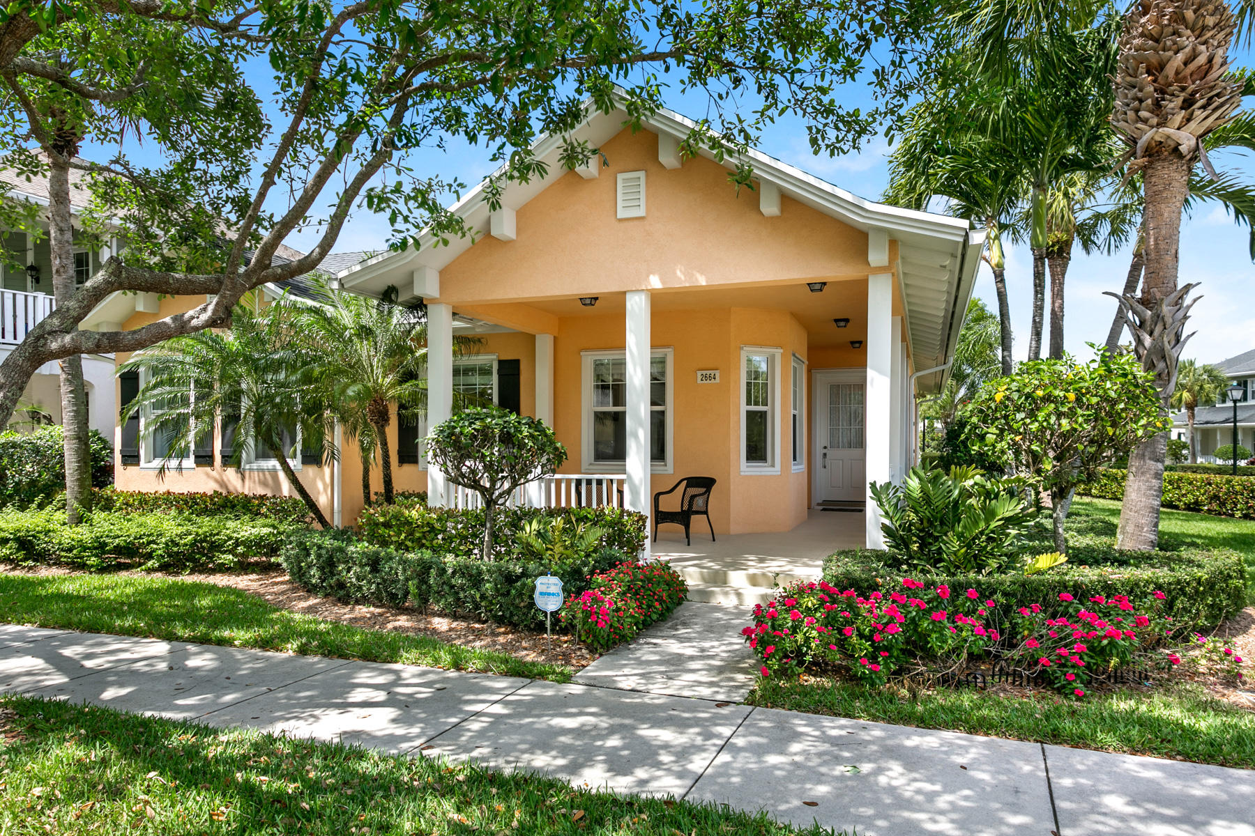 New Home for sale at 2664 Community Drive in Jupiter