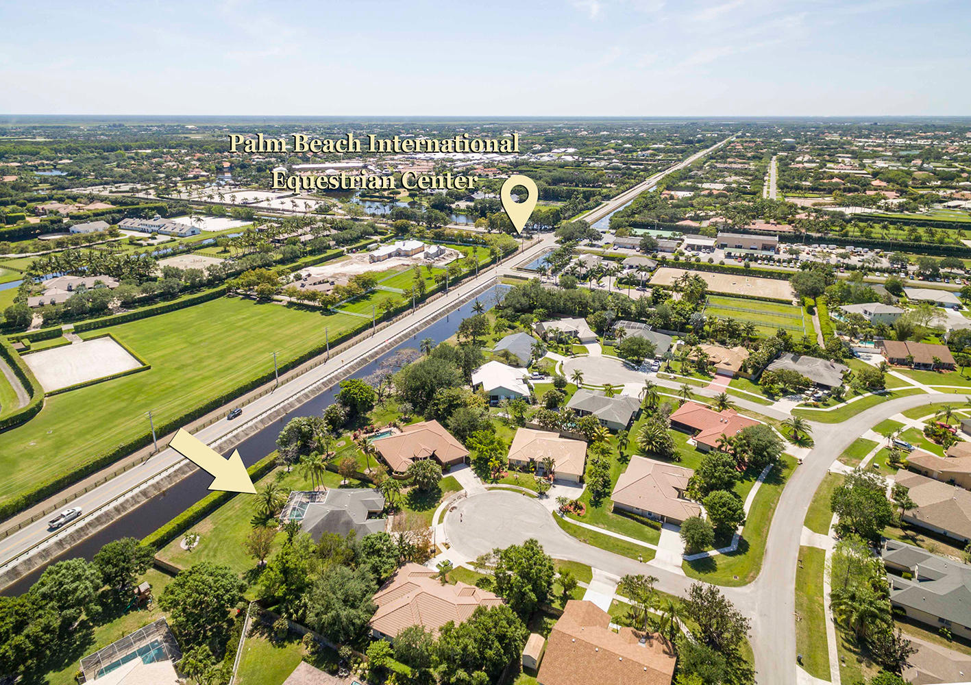 Home for sale in Equestrian Walk Wellington Florida