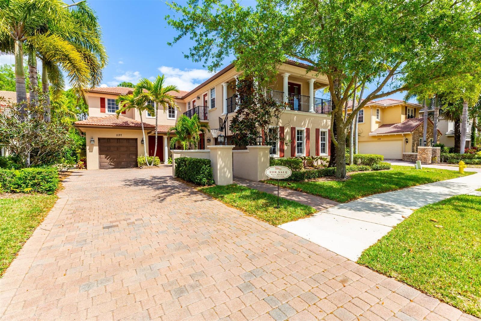 Photo of 1137 Vintner Boulevard, Palm Beach Gardens, FL 33410