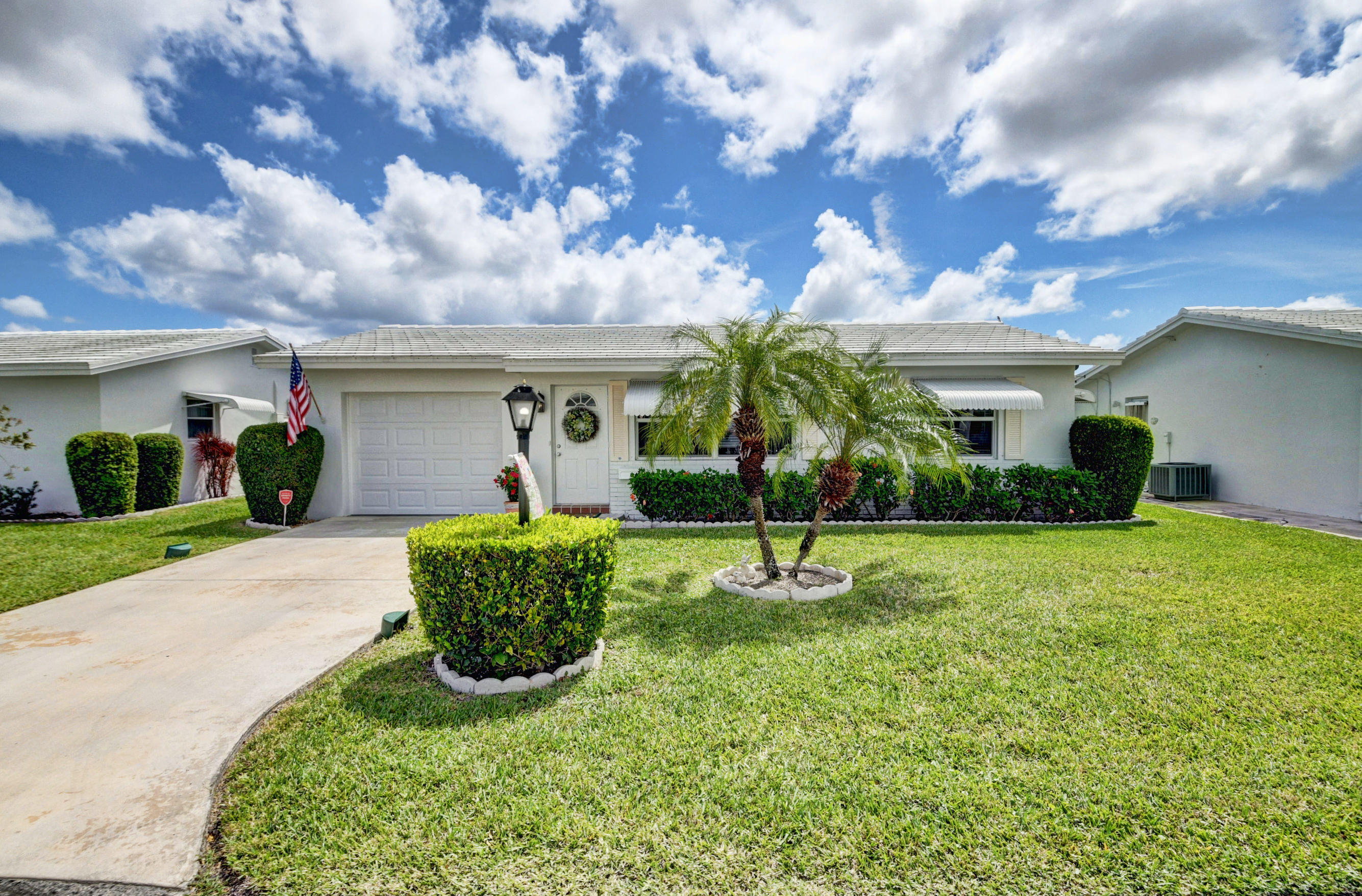 Home for sale in PALM BEACH LEISUREVILLE SEC 5A Boynton Beach Florida