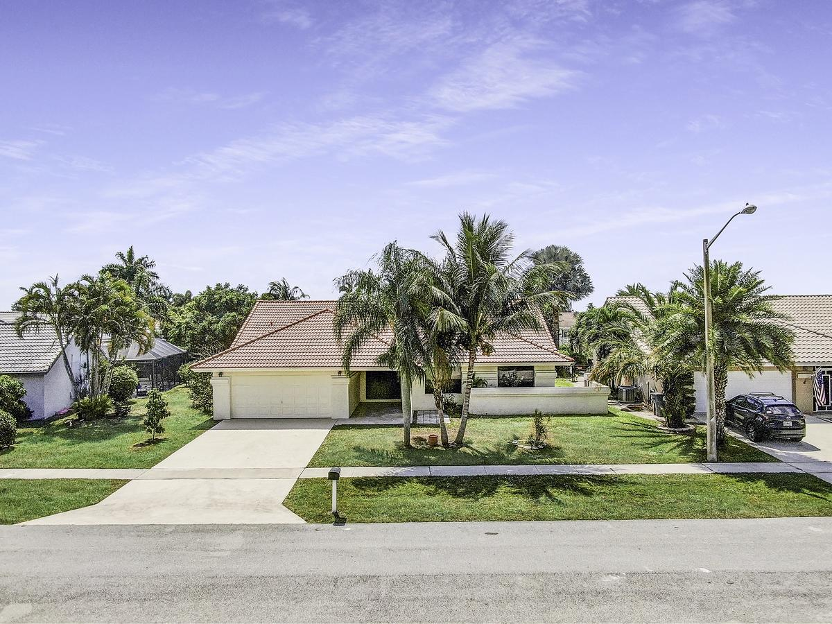 Home for sale in Sun Valley Boynton Beach Florida