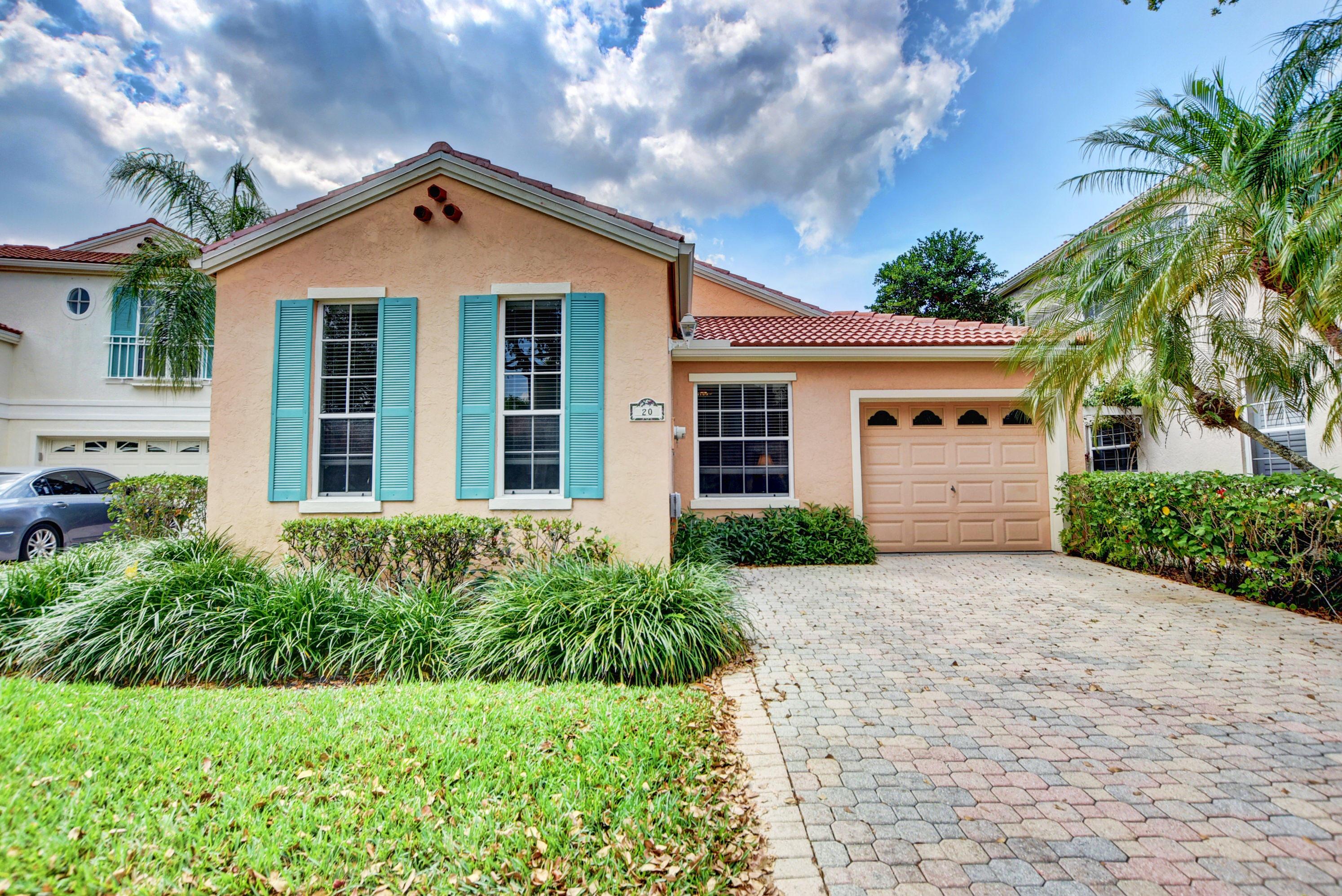 20 Via Aurelia, Palm Beach Gardens, Florida 33418, 3 Bedrooms Bedrooms, ,2 BathroomsBathrooms,A,Single family,Via Aurelia,RX-10612733