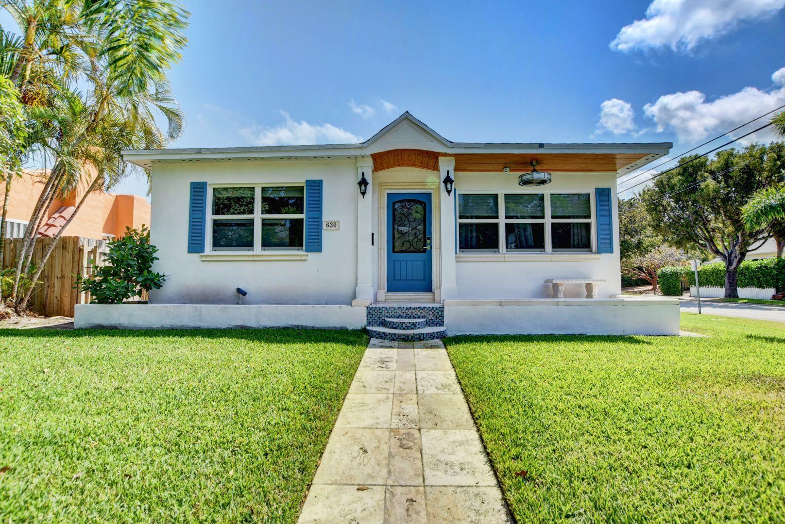 630 Claremore Drive  West Palm Beach, FL 33401