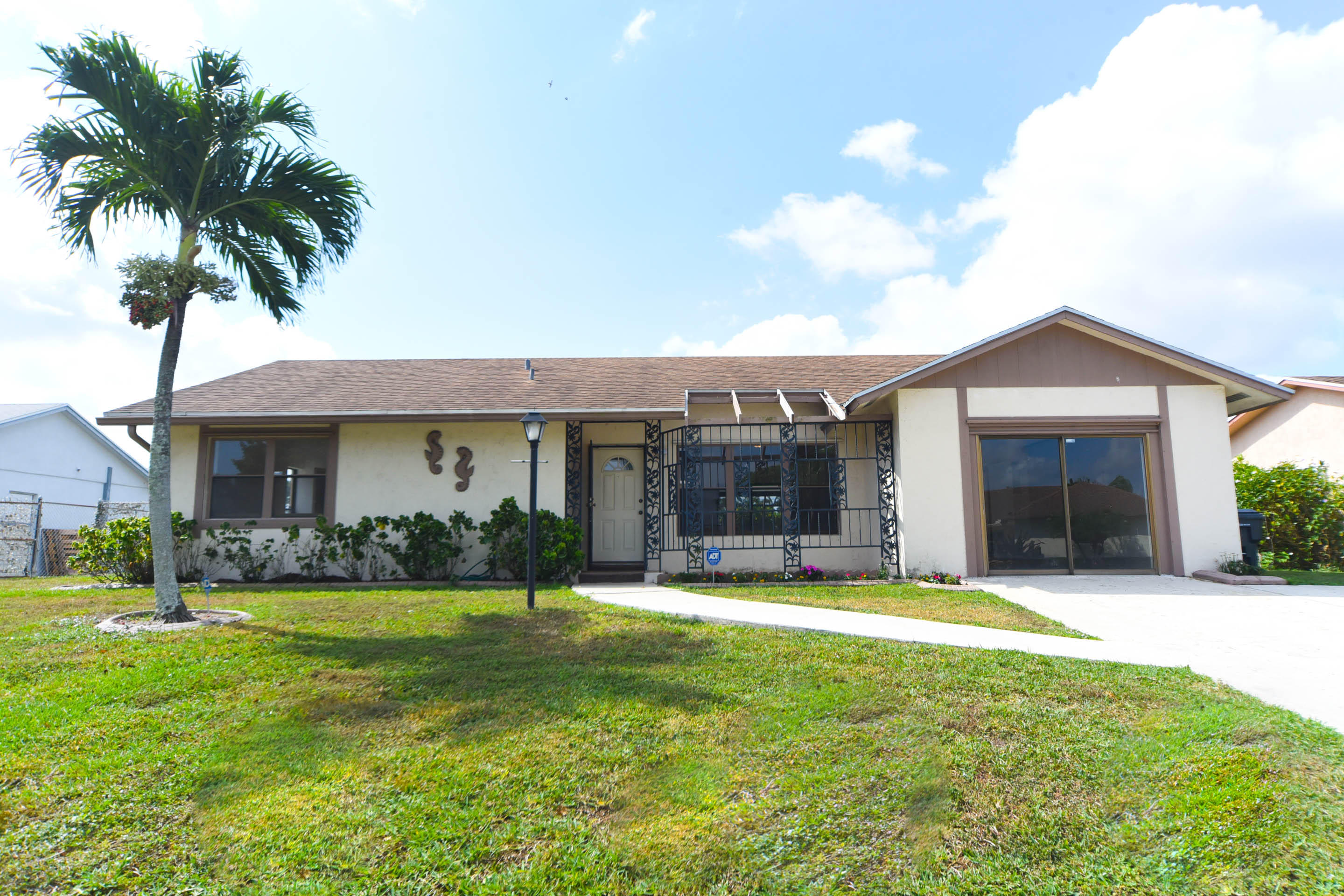 Home for sale in Greenbrier Lake Worth Florida