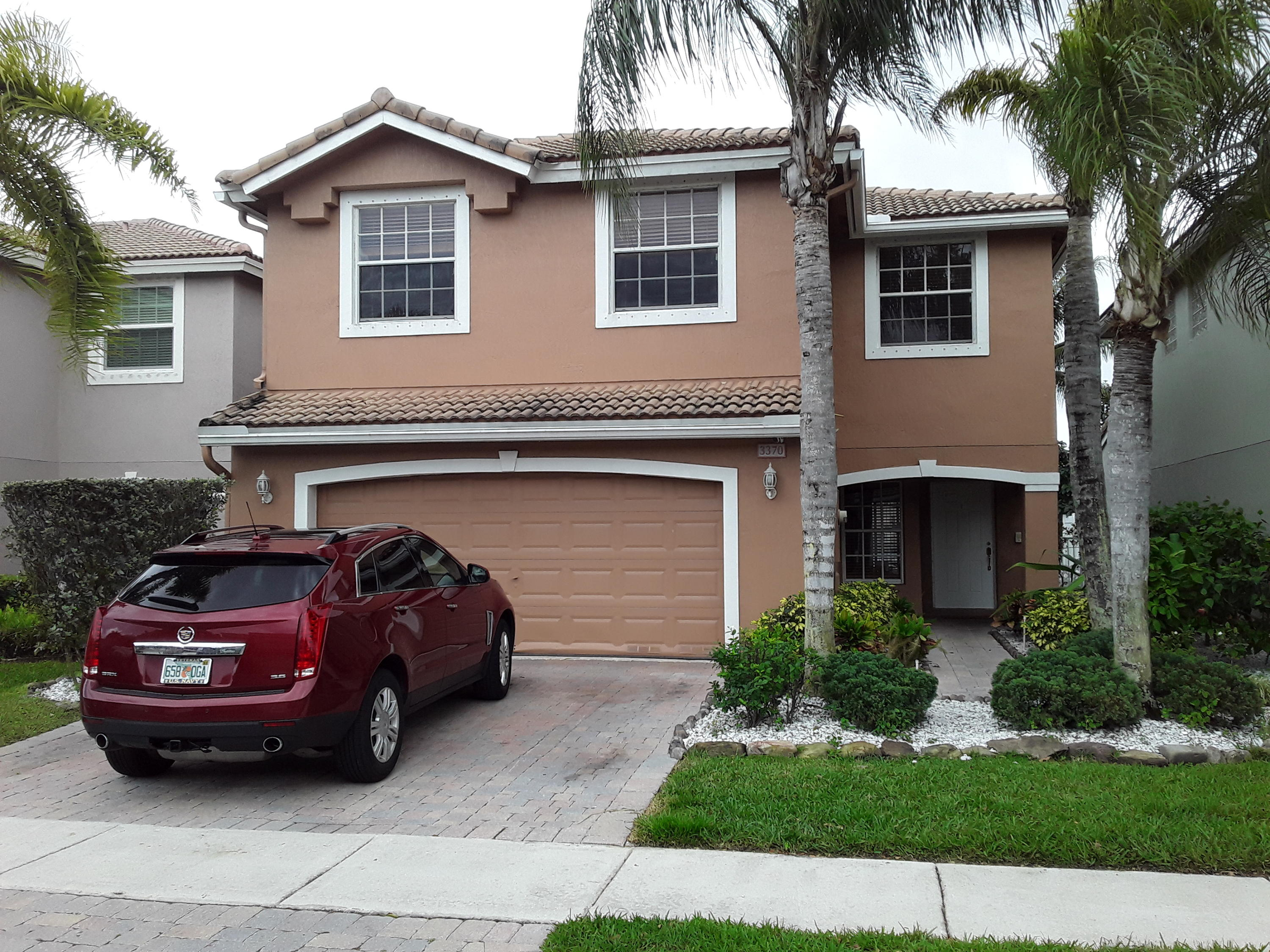 3370 Turtle Cove West Palm Beach, FL 33411