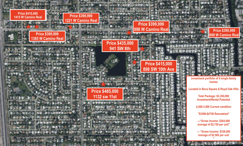 Home for sale in BOCA RATON SQUARE UNIT 4 Boca Raton Florida