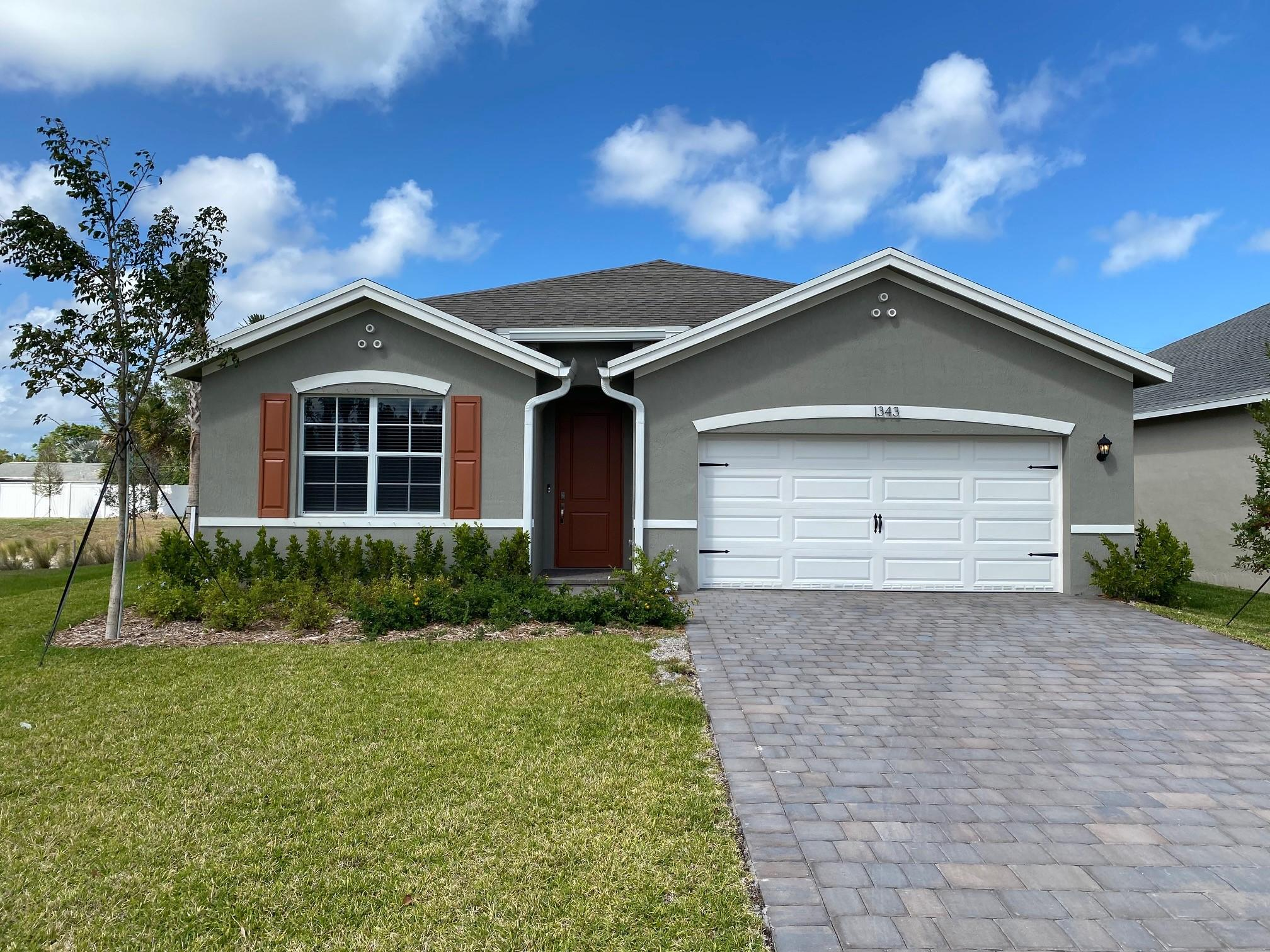 Photo of 1343 NE White Pine Terrace, Ocean Breeze, FL 34957