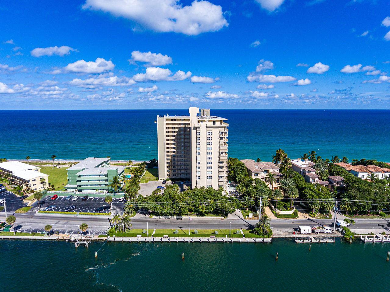 Home for sale in LANDMARK AT HILLSBORO Hillsboro Beach Florida