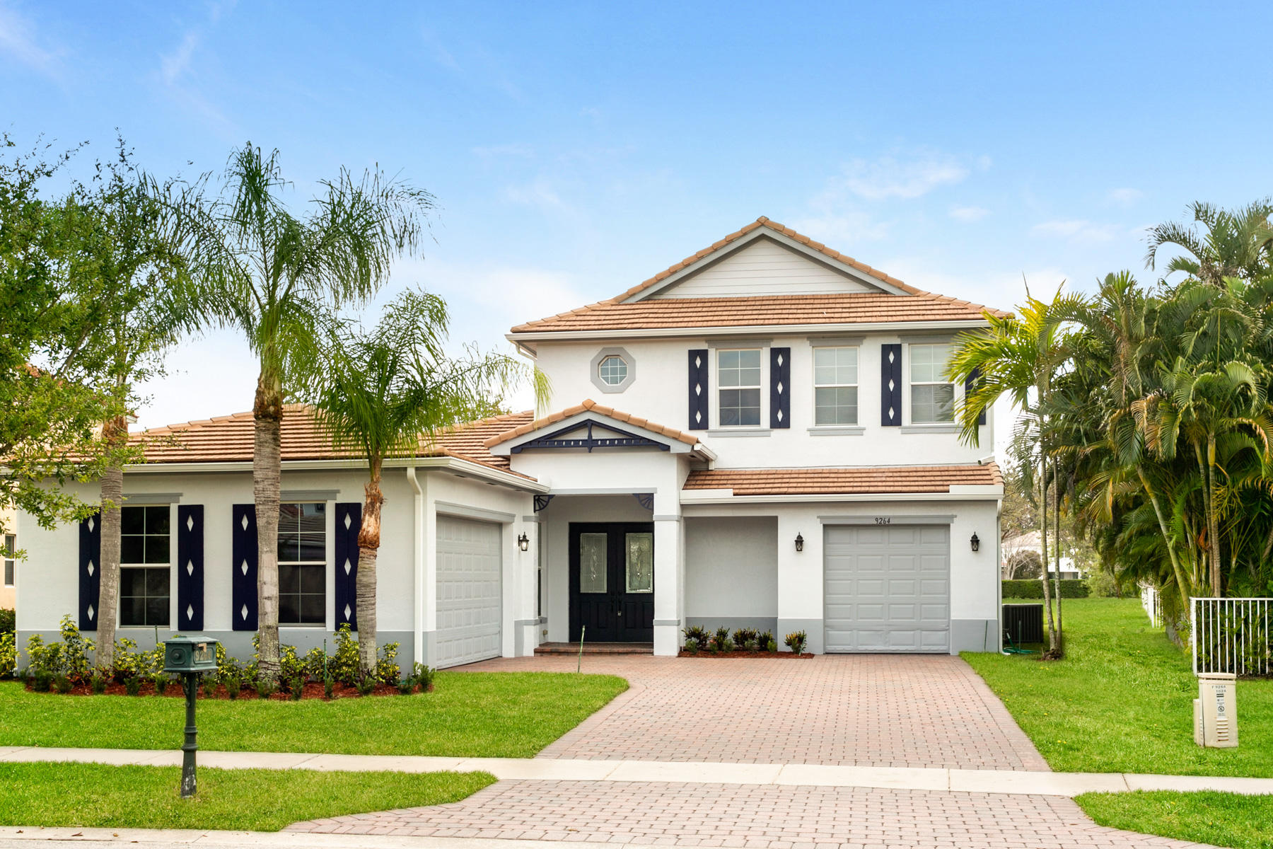 9264 Madewood Court, Royal Palm Beach, Florida 33411, 4 Bedrooms Bedrooms, ,2.1 BathroomsBathrooms,A,Single family,Madewood,RX-10617034