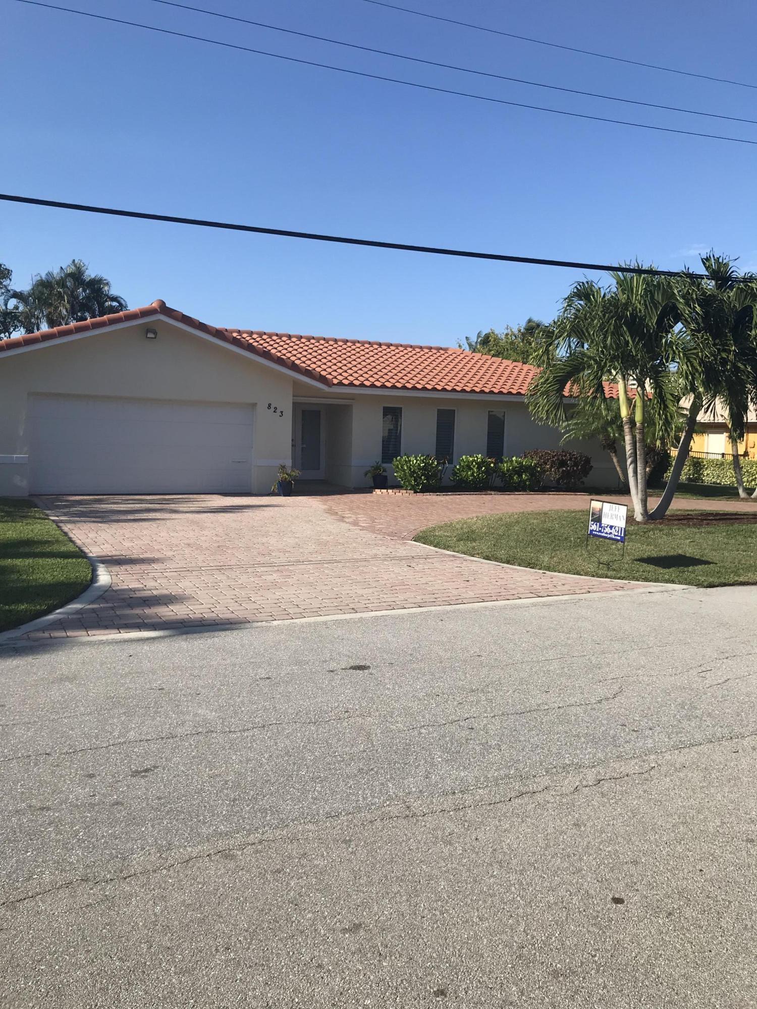 823 Glouchester Street  Boca Raton, FL 33487