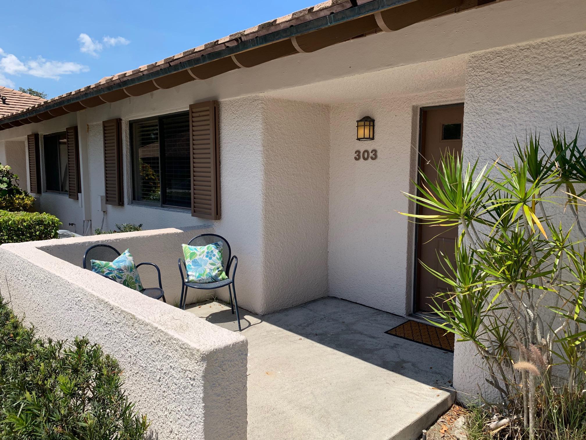 303 Club Drive, Palm Beach Gardens, Florida 33418, 2 Bedrooms Bedrooms, ,2 BathroomsBathrooms,A,Villa,Club,RX-10614215