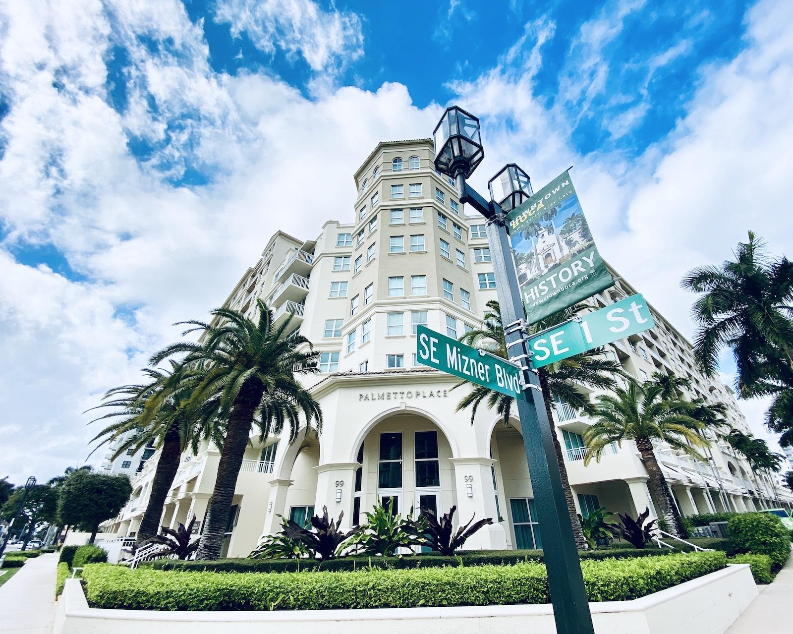 99 SE Mizner Boulevard 702  Boca Raton, FL 33432