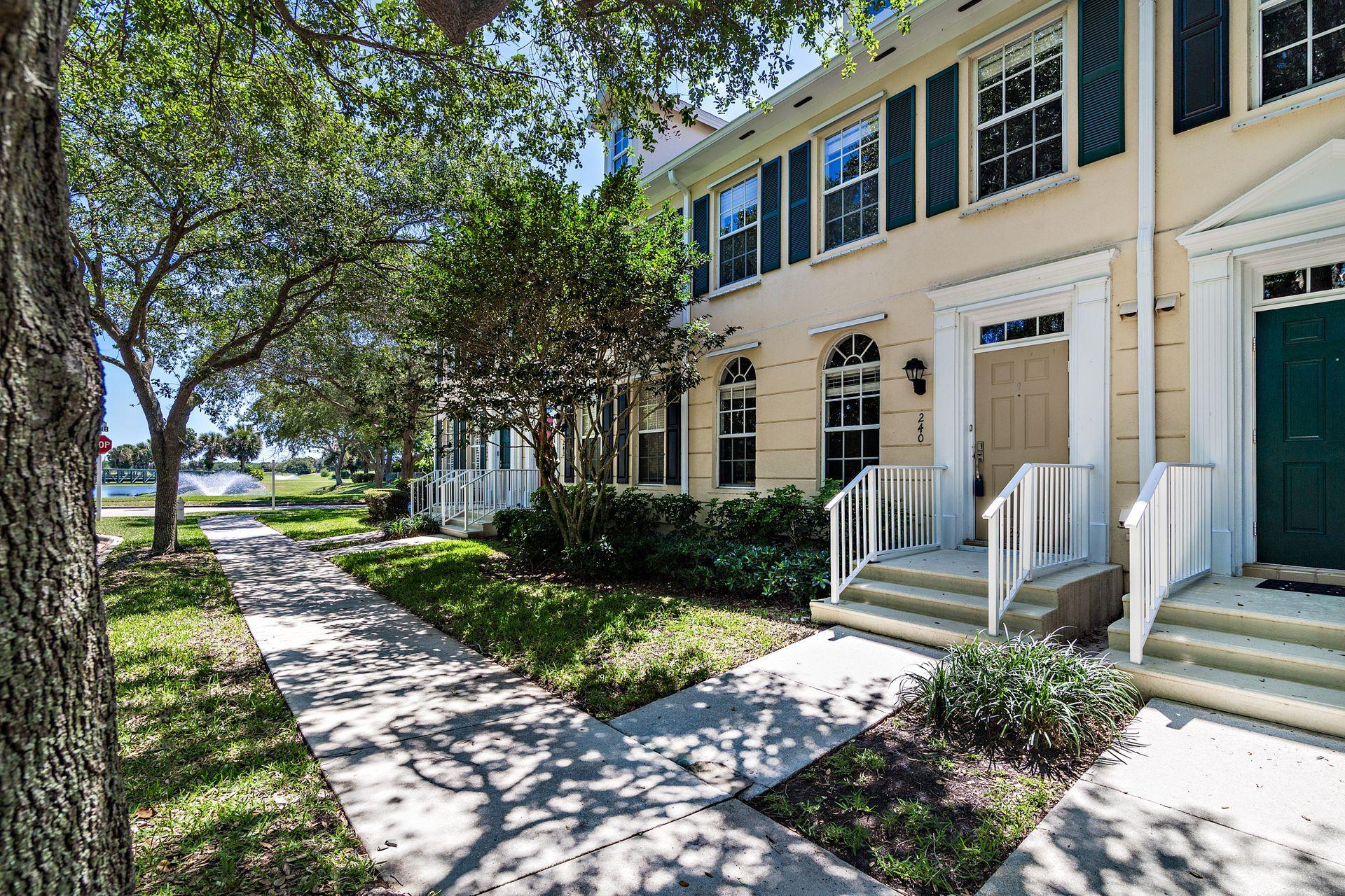 Home for sale in island at abacoa Jupiter Florida