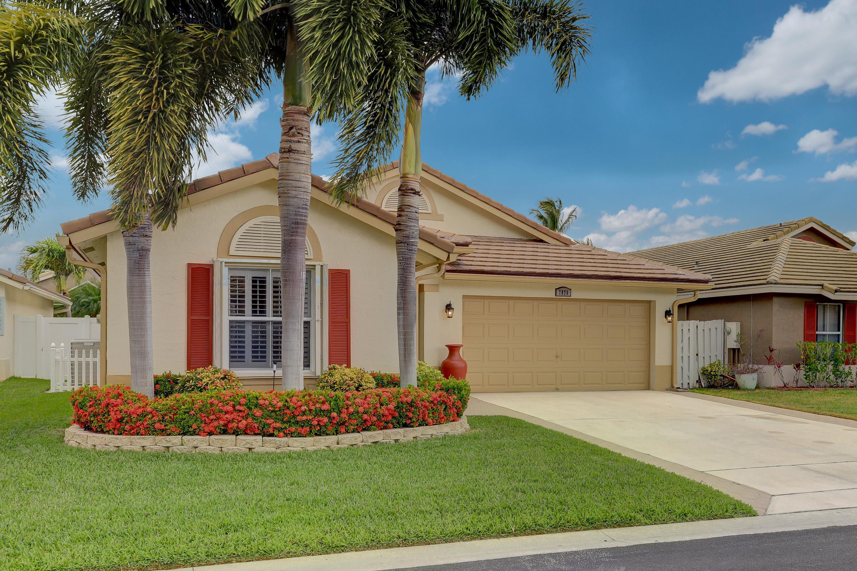 Home for sale in Lawrence Oaks Boynton Beach Florida