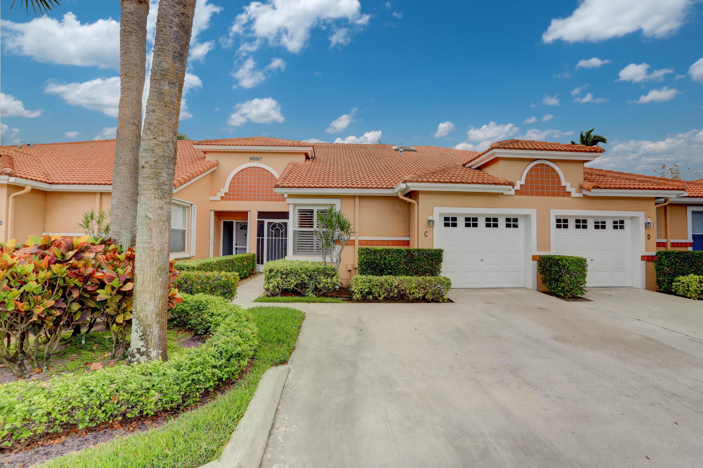9880 Summerbrook Terrace C  Boynton Beach FL 33437