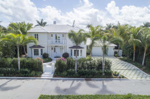 Newly completed property located in Palm Beachs north-end.  This light filled residence is beautifully appointed & finished. The home includes a combination living room/dining room, large library, family room, gourmet kitchen, 5 bedrooms, two-car garage, pool & generator.  Beach & bike trail access are conveniently located at the east & west ends of the block.  Must see!See disclaimer in Supplement.