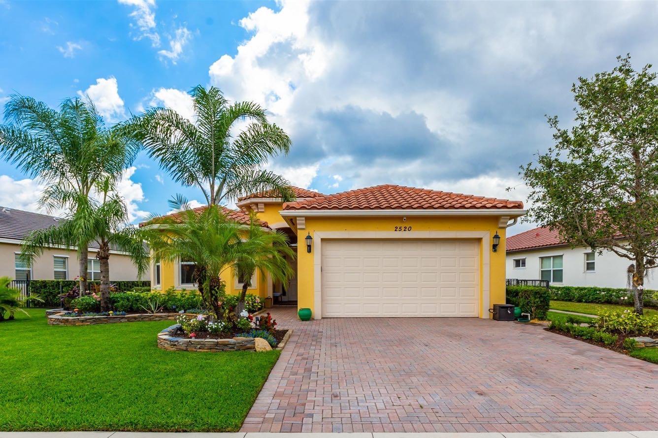 2520 Vicara Court Royal Palm Beach, FL 33411