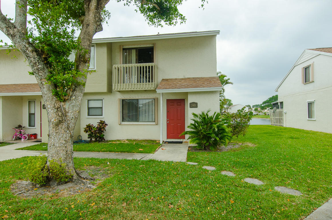 Home for sale in CANALAKE REPLAT               LT 1 BLK 27-A Greenacres Florida