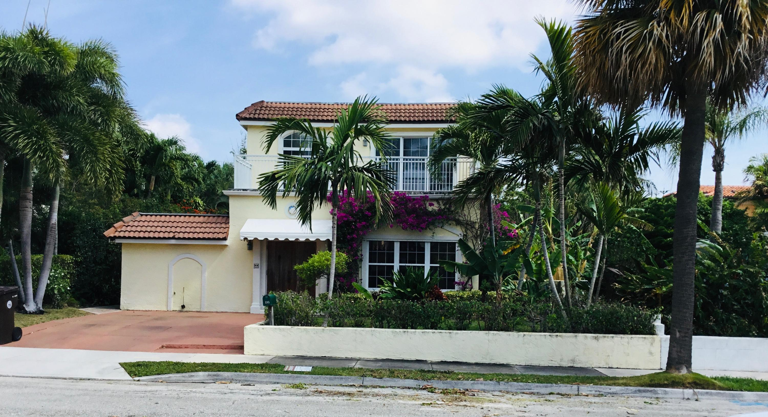 195 Almeria Road  West Palm Beach FL 33405