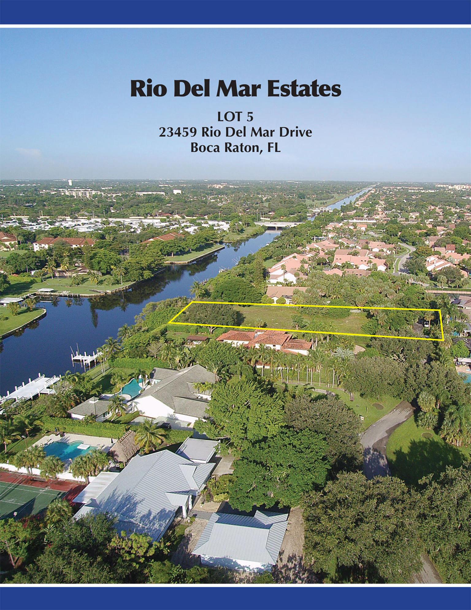 Home for sale in Rio Del Mar Estates Boca Raton Florida