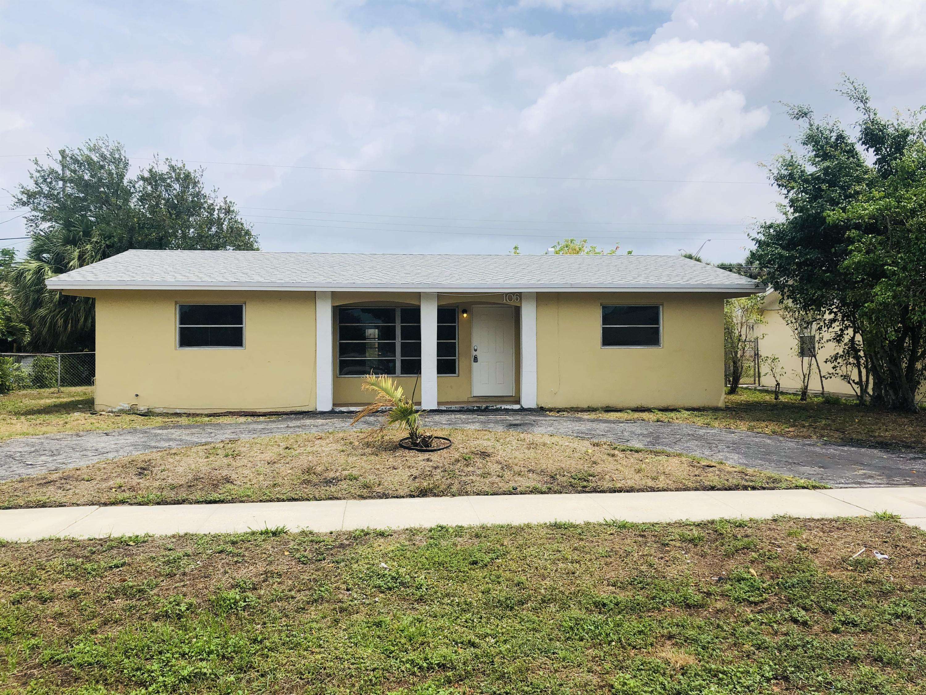 Home for sale in palm beach lakes south West Palm Beach Florida