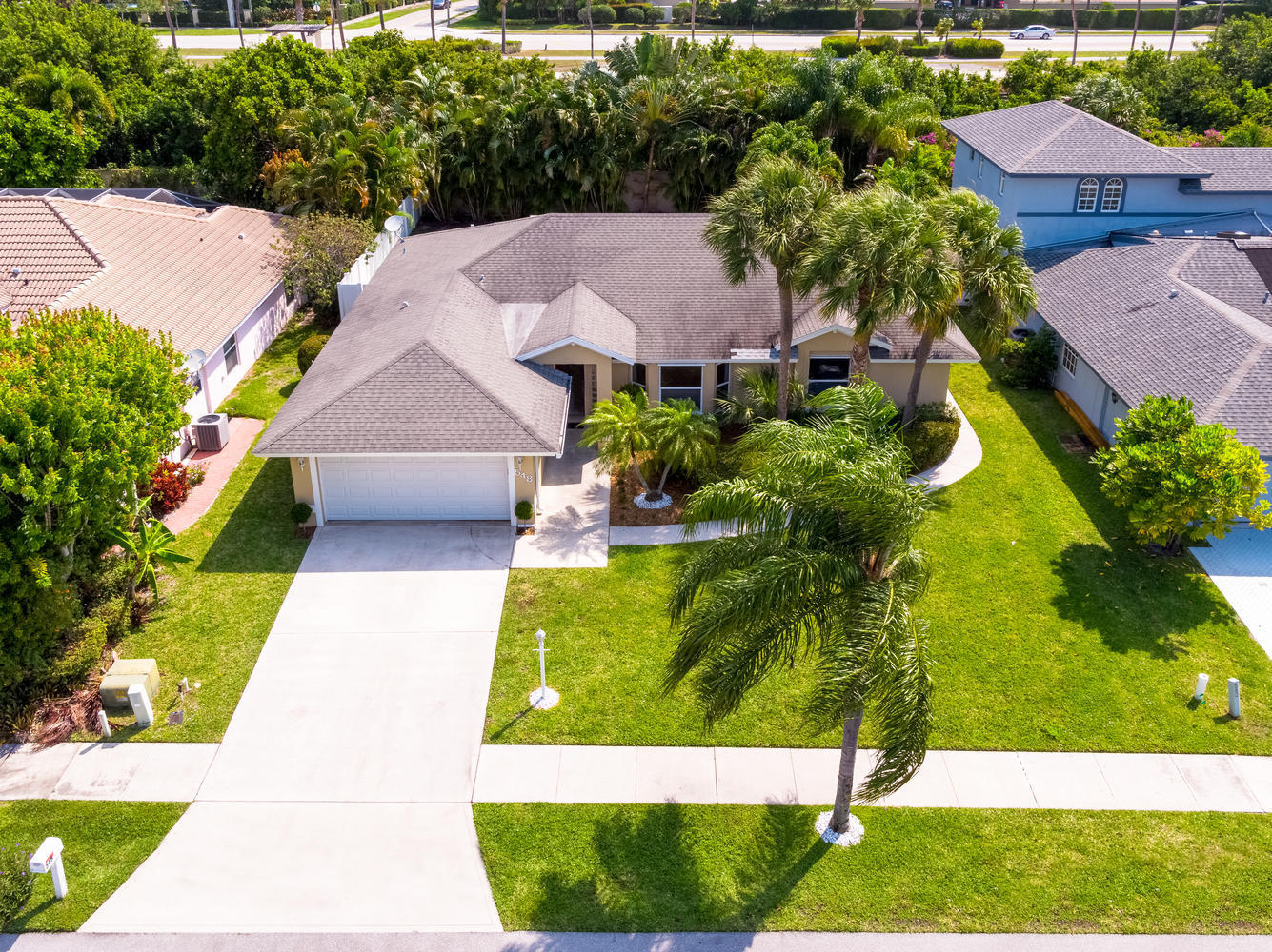 548 Cypress Drive, Tequesta, Florida 33469, 3 Bedrooms Bedrooms, ,2 BathroomsBathrooms,A,Single family,Cypress,RX-10617074