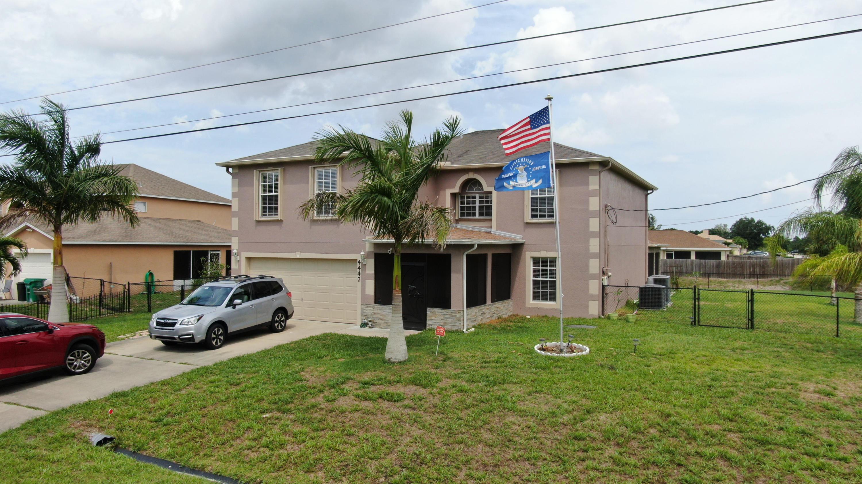 4447 Baturro Street, Port Saint Lucie, Florida 34953, 4 Bedrooms Bedrooms, ,2.1 BathroomsBathrooms,A,Single family,Baturro,RX-10617013