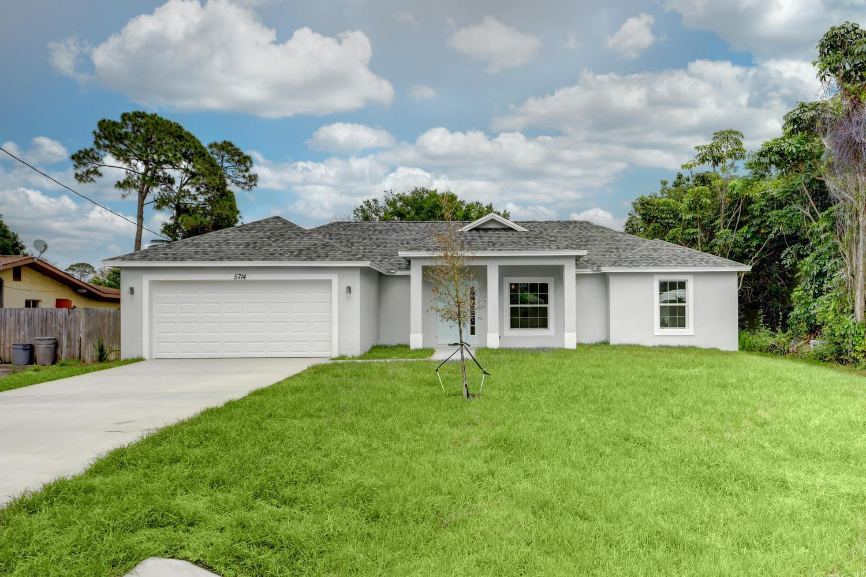 5714 Sunset Boulevard, Fort Pierce, Florida 34982, 3 Bedrooms Bedrooms, ,2 BathroomsBathrooms,A,Single family,Sunset,RX-10617098
